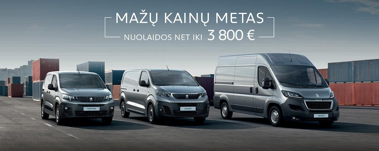 LCV offer